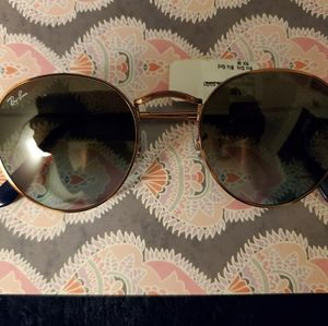 Genuine Ray-Ban Dark blue Sunglasses